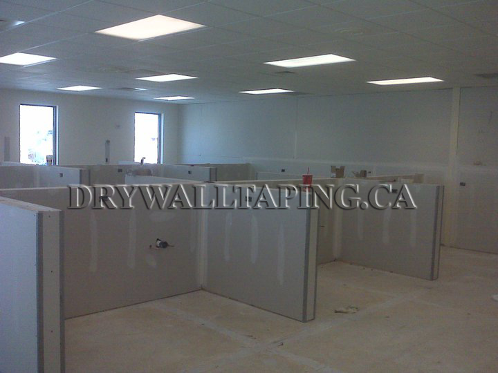 Commercial Drywall Thickness : Commercial drywall installation and