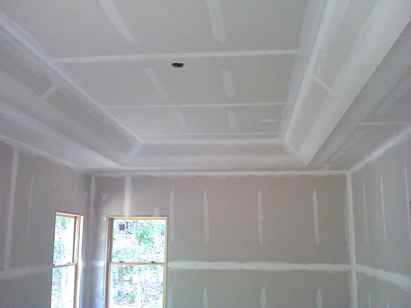 drywall(10)custom home taping