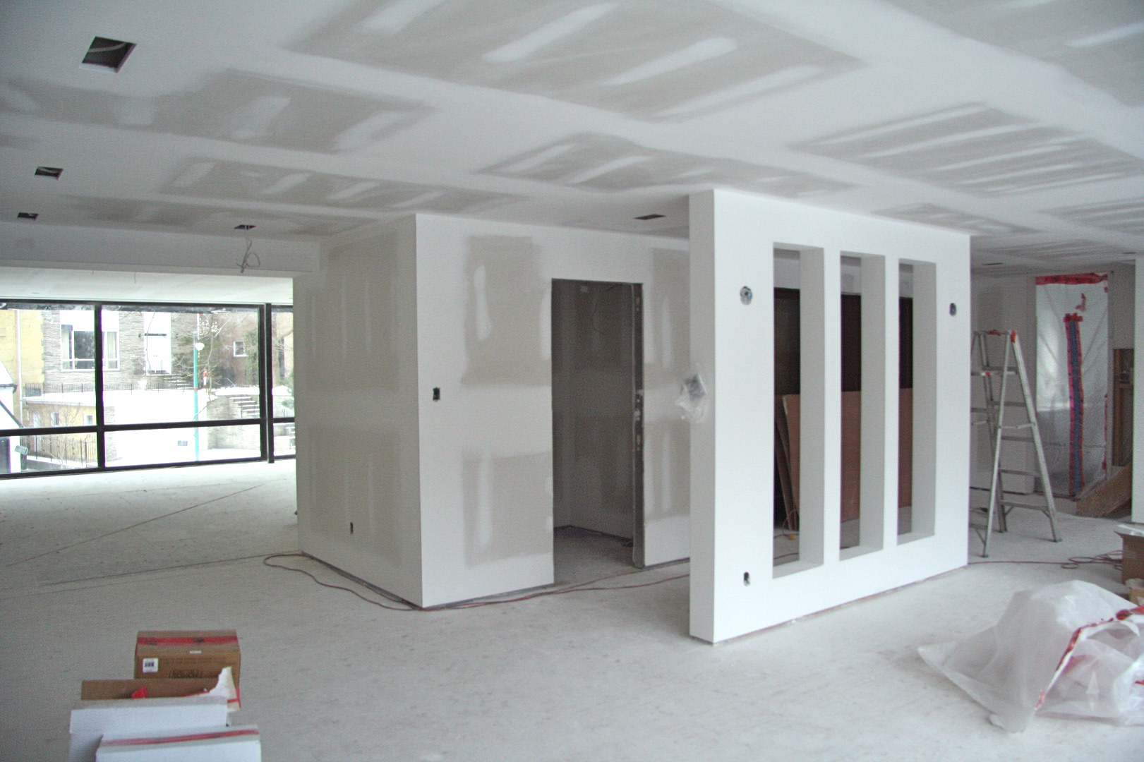 Drywall drywall installation and taping services toronto - Paredes de pladur ...