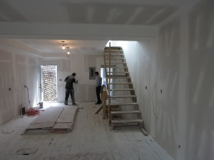 drywall taping