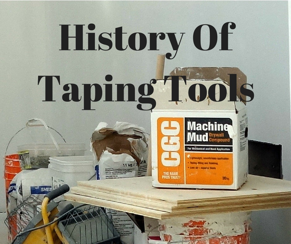 Drywall Taping Tools