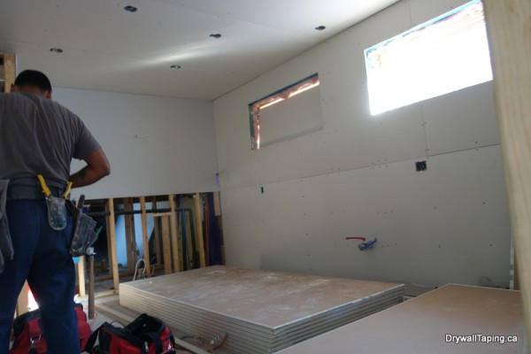 Drywall Mudding Toronto