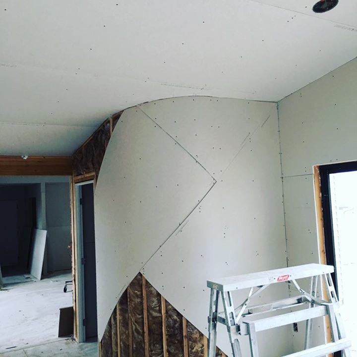 drywall taping